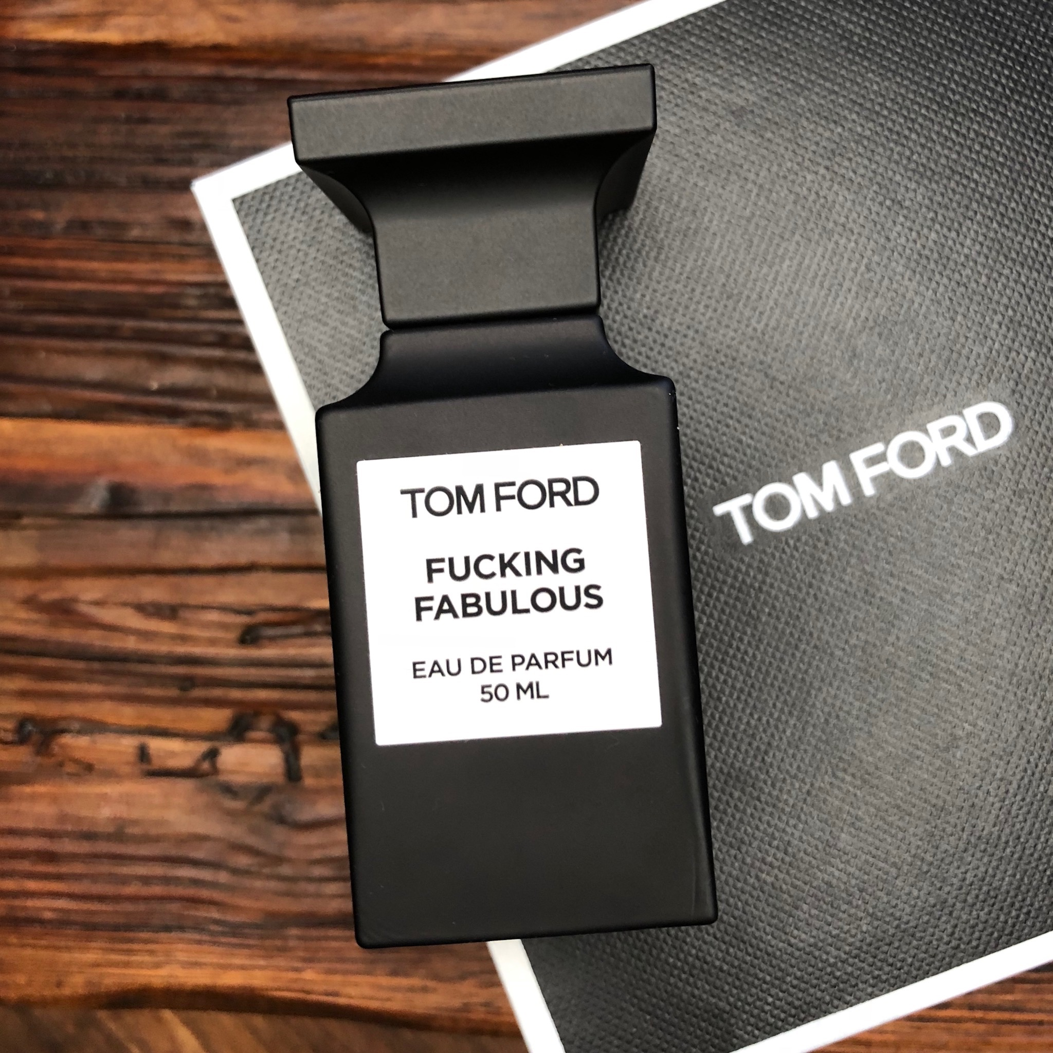 Tom Ford, Fucking Fabulous
