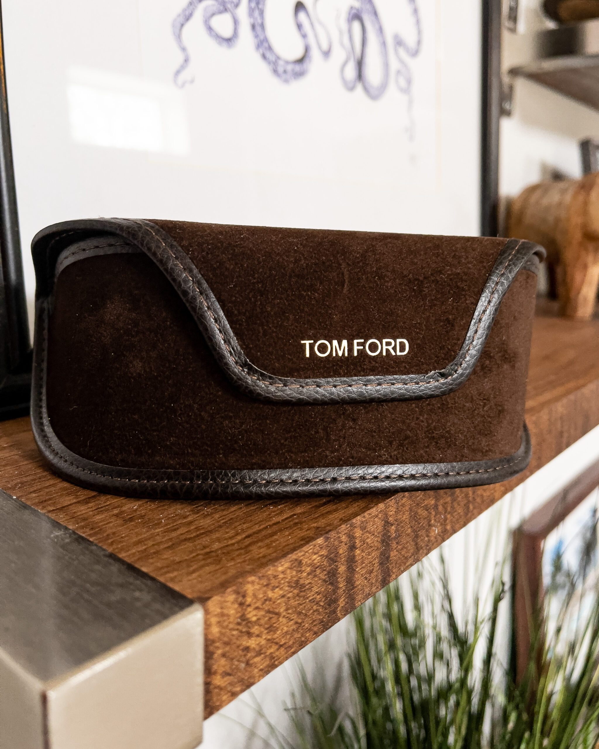 Tom Ford, Tripp Sunglasses Case